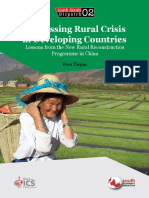 Addressing Rural Crisis - South South