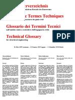 Glossary 2008 IABSE