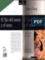 Chang Jolan - El Tao Del Amor Y El Sexo