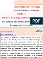 Waste to Wealth-Value Recovery from Agricultural and Industrial Biomass Residues.