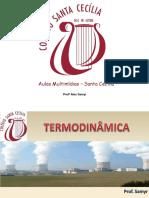 1 Ano - 1a Lei Da Termodinamica