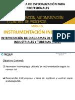 _1.Instrumentación Industrial - Interpretación de Diagramas P&ID