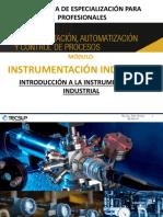 _2.Instrumentación Industrial - Introducción a La Instrumentación Industrial