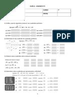 Matematicas - Guia 6 - 7 Basico