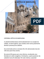 CATEDRAL GÓTICA BARCELONA1