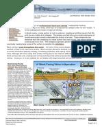 Block Caving Underground Mining Method
