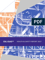 Health Safety Report 2017 Oil Gas UK