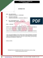 Informe de Difusion POLITICA