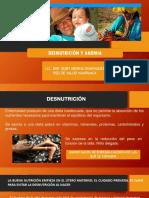 Anemia y Desnutricion