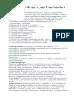 Documentos Mínimos para Atendimento à NR 12.docx