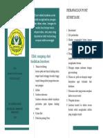 Leaflet Post Kuret