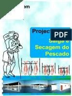 Salga e Secagem Do Pescado