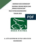 Proposal Seminar Rekam Medis