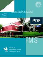 Fm s Bulletin Picture