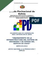 Dbc Mejoramiento de La Infraestructura Del Sistema de Seguridad y de Sonido Del Edificio Ex Usaid (1)