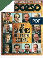 Revista Proceso, Dom 25 Mar 2018