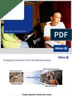 Inclusive Insurance - Allianz SE Martin_Hintz