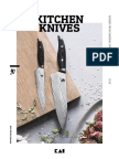 Kai Kitchen Knives Catalogue