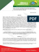REVISTA DE EDUCAÇÃO FÍSICA (1964-1985)- MATERIALIDADE, ÍNDICE TEMÁTICO E APONTAMENTOS PARA O ESTUDO DS RELAÇÕES ENTRE A DUCAÇÃO FÍSICA ESCOLAR E A DITADURA MILITAR NO BRASIL.pdf