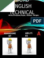 Word-english-technical.pptx