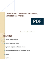 Lateral Impact Derailment Mechanisms Simulation and Analysis.hunny Verma
