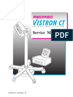 Medrad Vistron CT Service Manual