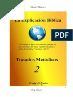 Tratados Metódicos 2