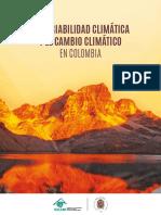 La Variabilidad Climática y El Cambio Climático en Colombia