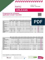 Info Trafic - Axe a TOURS - OrLEANS Du 07-05-2018_tcm56-46804_tcm56-189746