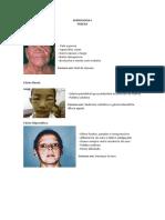 Semiologia i - Fascies