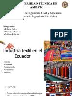 Expo de Industria Textil