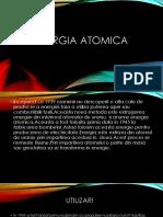 Energi Atomica