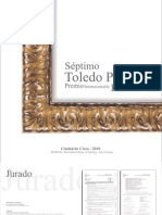 Catálogo VII C.I.P. Toledo Puche 2010