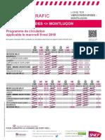Vierzon_bourges - Montluçon Du 09-05-2018