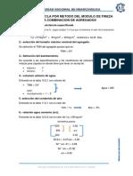 Metodo Modulo de Fineza Nª3