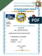 Soldadura General