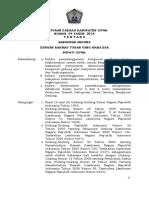 Perda Kabupaten Gowa Nomor 4 Tahun 2014 Tentang Bangunan Gedung