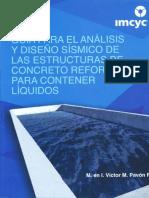 Guia Para El Analisis y Diseño Sismico de Las Estructuras de Concreto Reforzado Para Contener Liquidos