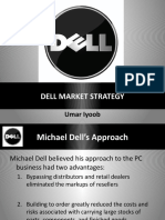 Dell - Dell's Strategy & Recommendations