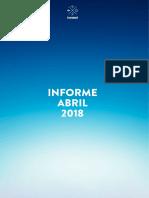 Informe Abril 2018