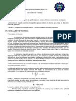 EQUILIBRIO DE FUERZAS