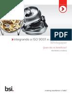 Integrando a ISO 9001-2015 e a ISO 14001-2015