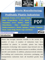 Plastic Products Manufacturing Profitable Plastic Industries -173837-.pdf