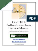 Case 580k Sm