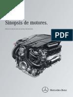 Tipos de Motores Meredez Benz