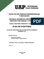 Auditoria Operativa y Administrativa
