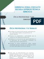 Sesión 4 - Ética Profesional