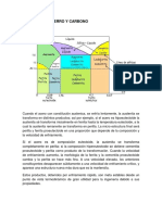 Diagrama de Hierro y Carbono
