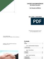 Opções Conteporânias na Escatologia - Millard J. Erickson.pdf