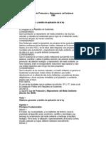4. Ley de Proteccion y Mejoramiento Al Medio Ambiente Decreto 68-86 (1)